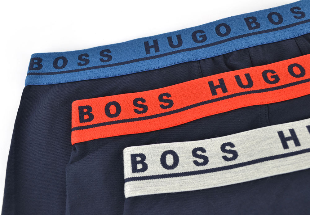 d4d09214e33 Three-pack Of Stretch Trunks In Cotton 50409327-995